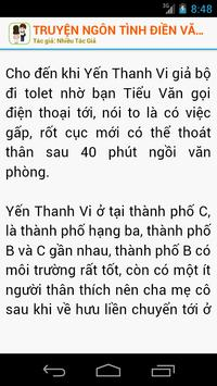 Ngôn Tình Điền Văn - Truyện Full Hay apk screenshot