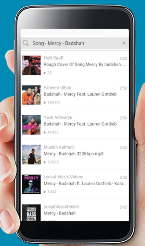 no mercy badshah song mp3 free download