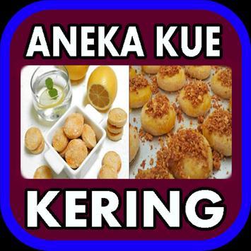 Aneka Kue Kering poster
