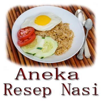 Aneka Macam Resep Nasi poster