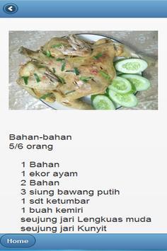Aneka Resep Ayam Panggang screenshot 10