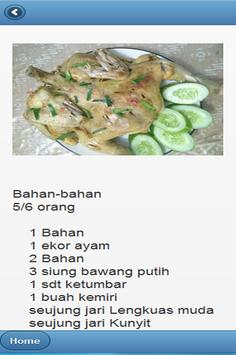 Aneka Resep Ayam Panggang screenshot 1