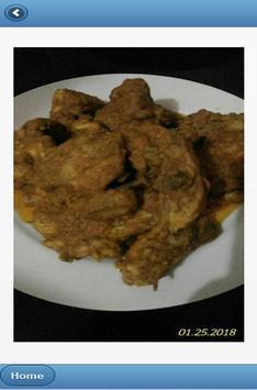 Aneka Resep Ayam Rica Rica screenshot 10