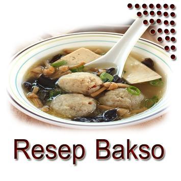 Aneka Resep Bakso poster