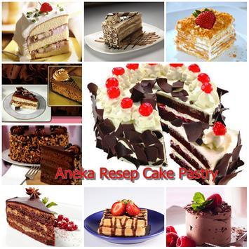 Aneka Resep Cake Pastry screenshot 3