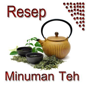 Aneka Resep Minuman Teh poster
