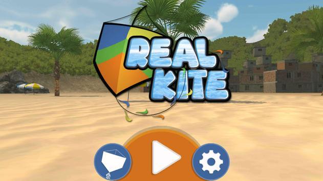 Real Kite poster