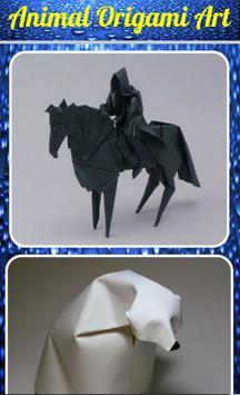 Animal Origami Art apk screenshot