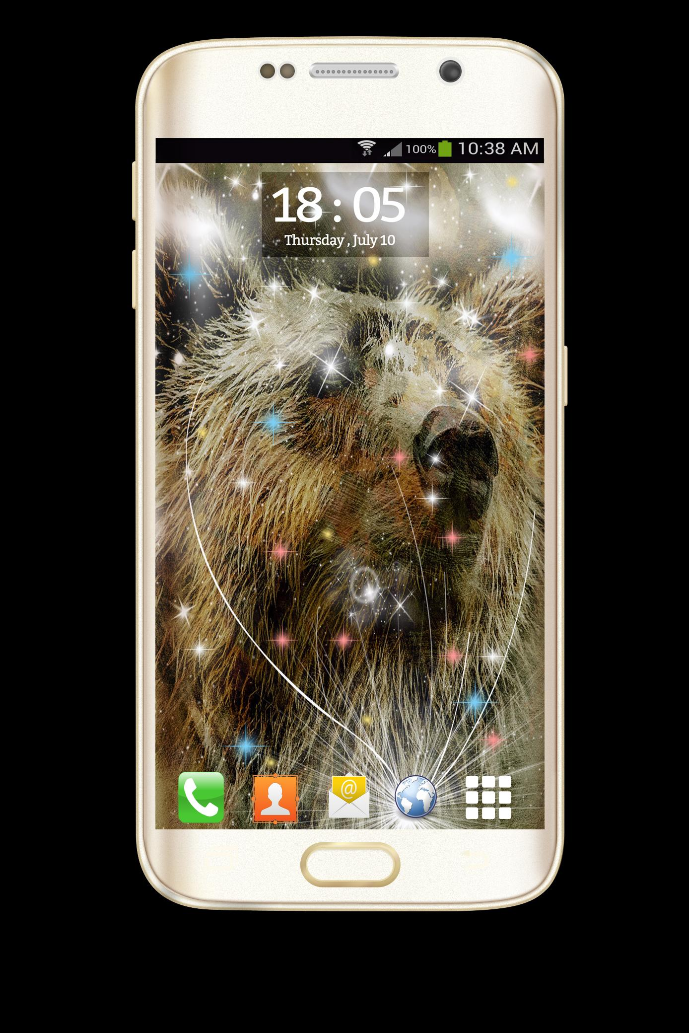 Animal Art - Live Wallpaper poster