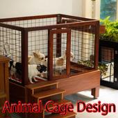 Animal Cage Design icon