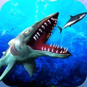 ultimate ocean shark icon