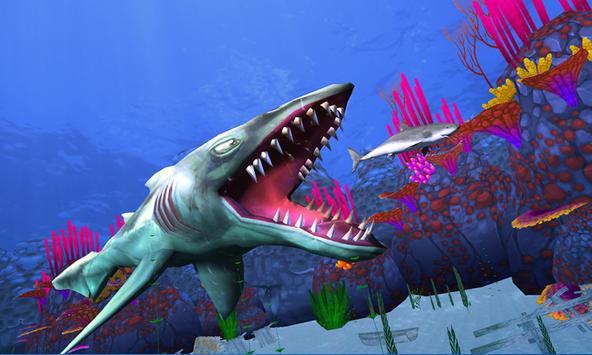ultimate ocean shark apk screenshot