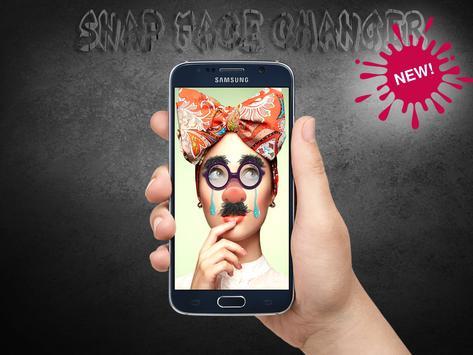 Snap Face Changer apk screenshot