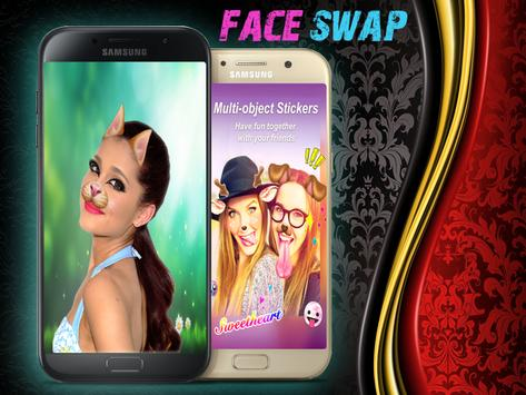 Snap Face Changer poster