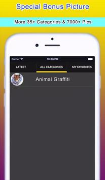 Animal Graffiti screenshot 1