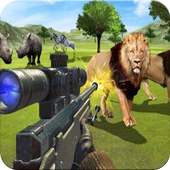 Animal Sniper Expert Hunting 3D icon