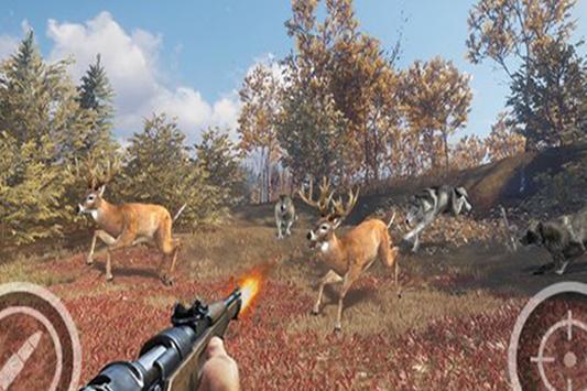 Animal Sniper Expert Hunting 3D poster