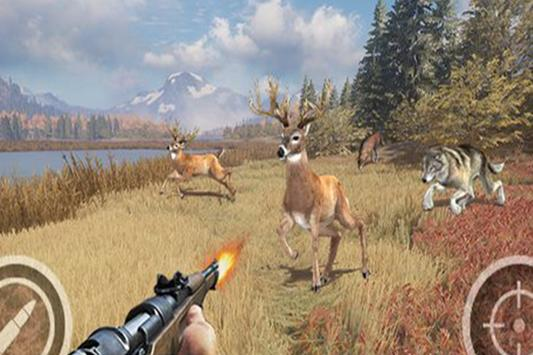 Animal Sniper Expert Hunting 3D screenshot 1