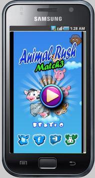 Animal Rush poster