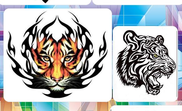 Animal Tattoo Designs screenshot 1