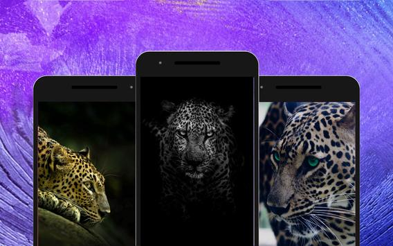 Leopard Wallpapers screenshot 2