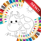 Animals Coloring Pages icon
