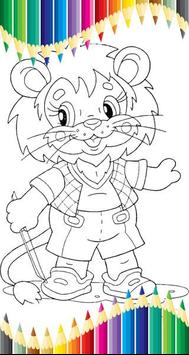 Animals Coloring Pages screenshot 4