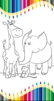 Animals Coloring Pages screenshot 5