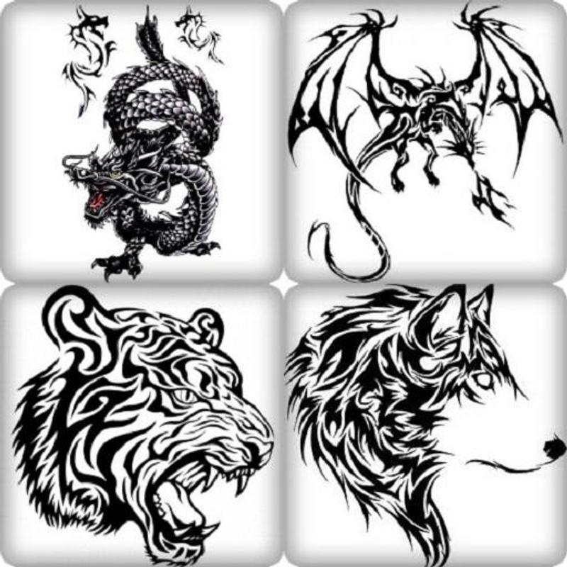 Ideas Tatuajes Animales animales tatuaje ideas for android - apk download