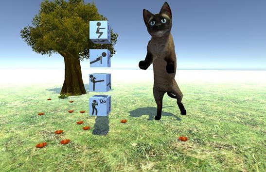 Animated 3d pets screenshot 2