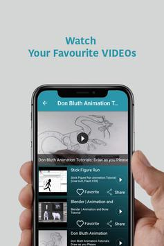 Animation Tutorial Videos for Android - APK Download