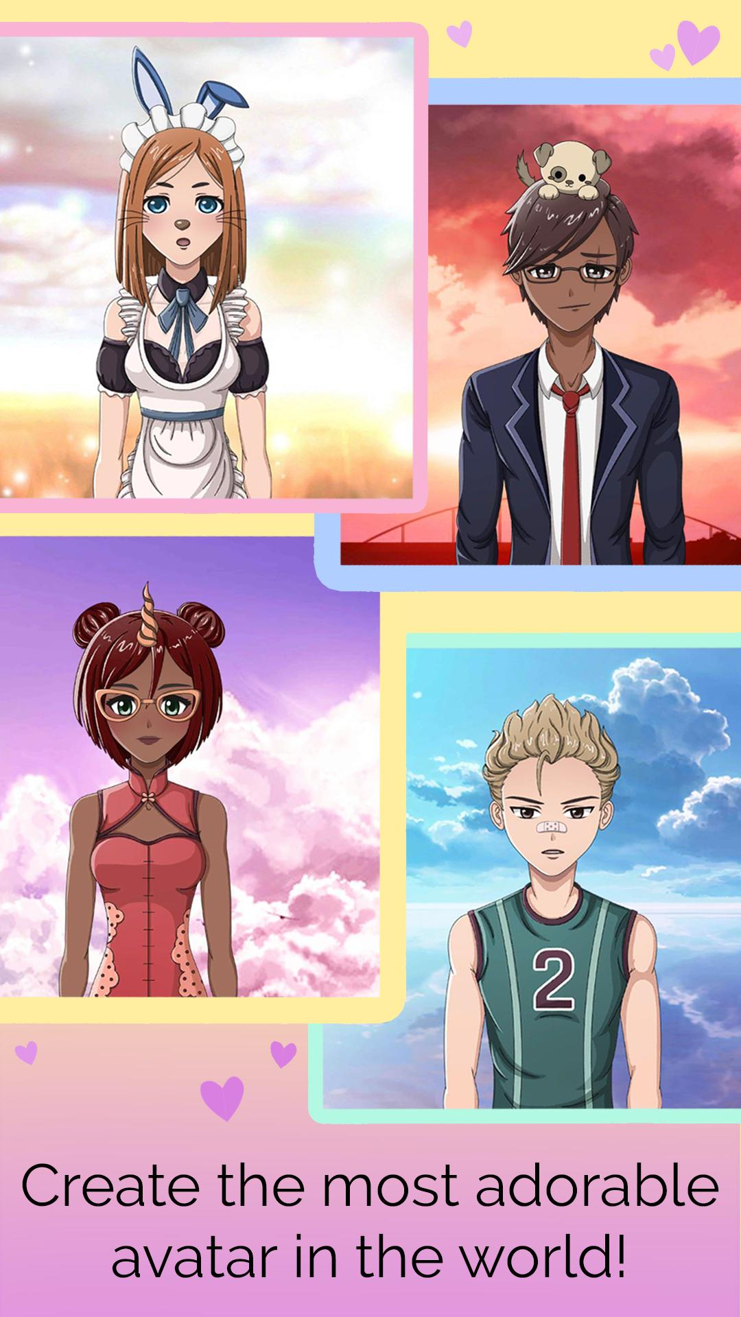 Anime Avatar Creator for Android - APK Download
