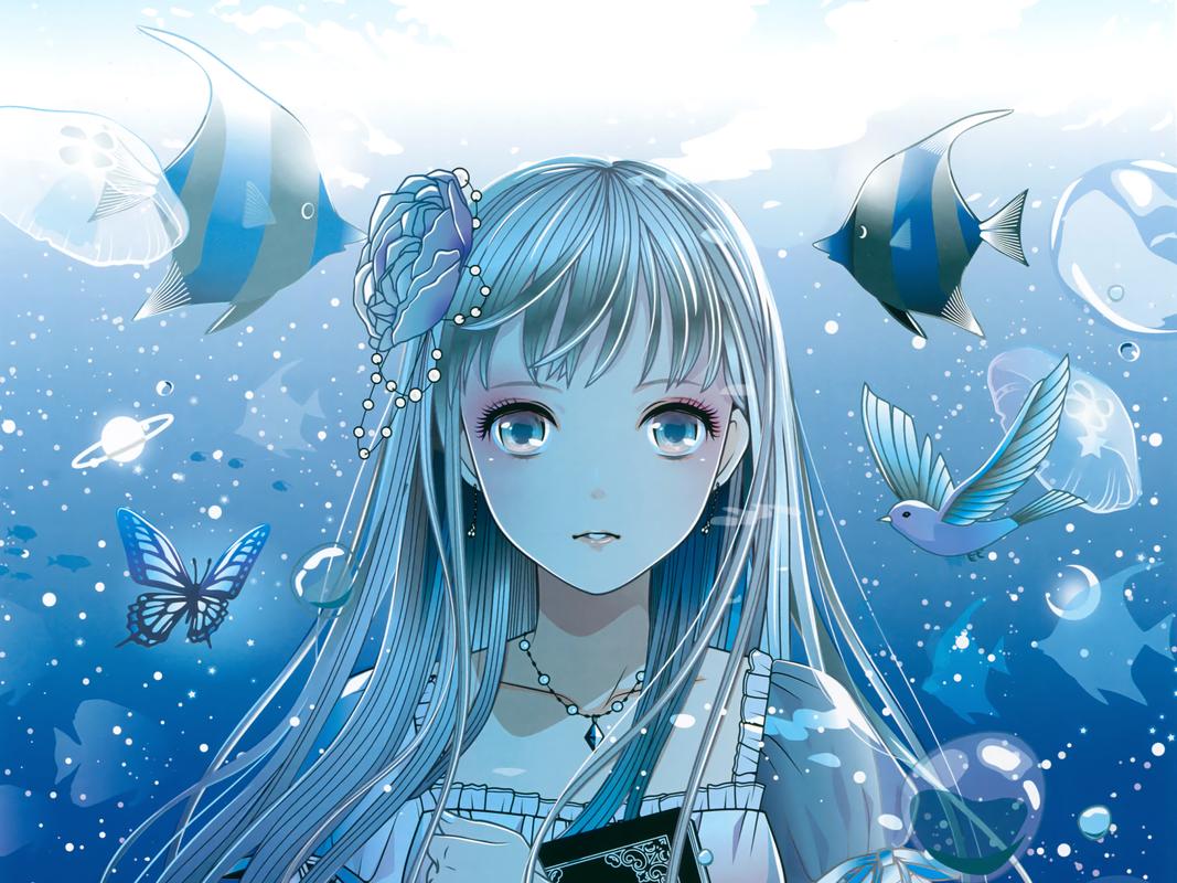 Anime Girl Wallpaper Hd Ekran Goruntusu