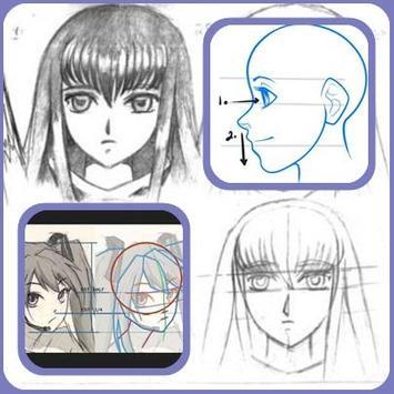 Anime Drawing Learning apk screenshot