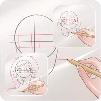 Anime Drawing Tutorial screenshot 13