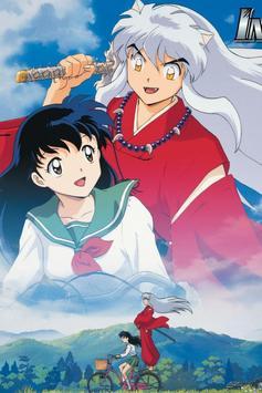 Anime Inuyasha Kagome Wallpapers apk screenshot