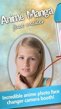 Anime Manga Face Maker poster