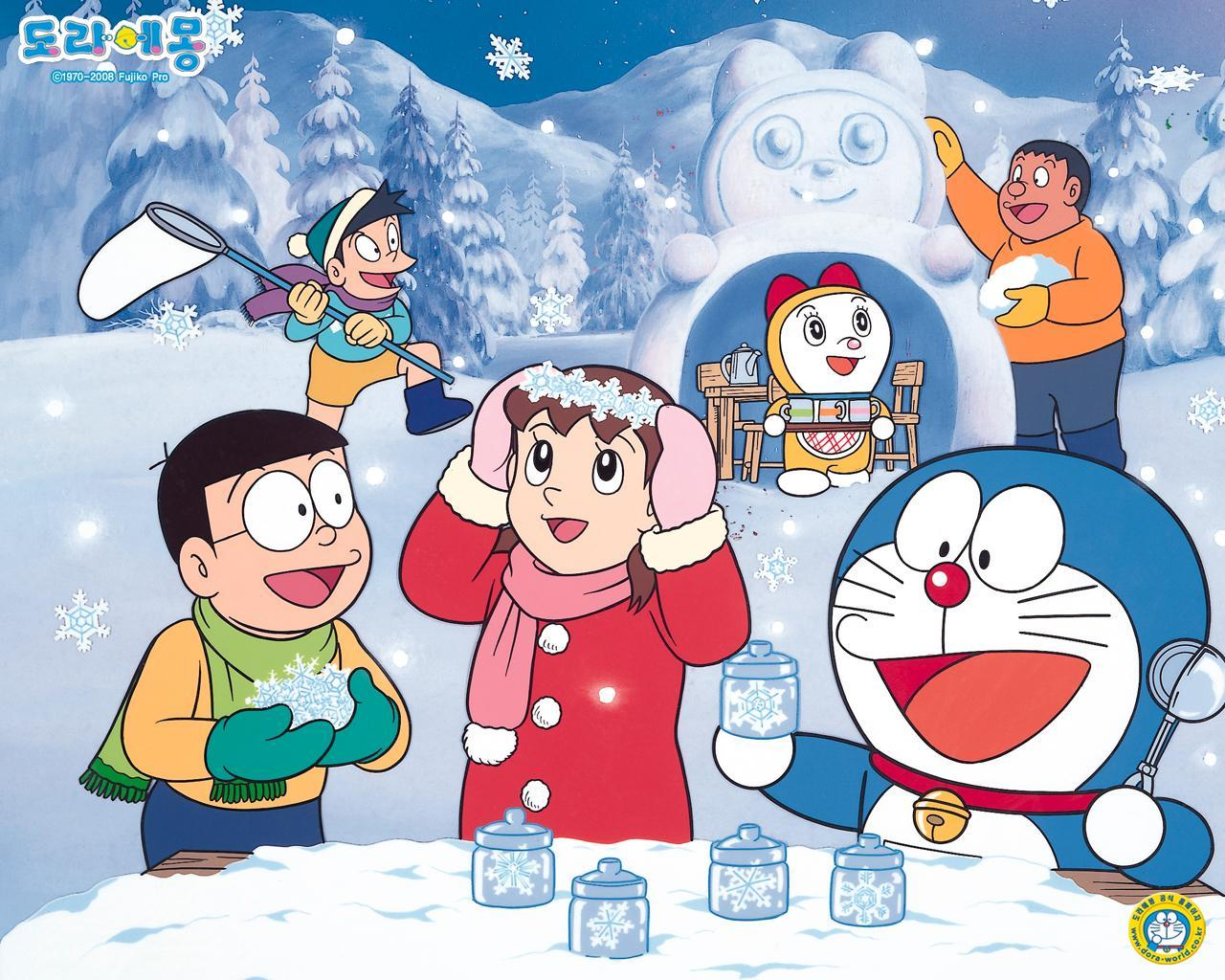 Anime Wallpaper For Doraemon New For Android APK