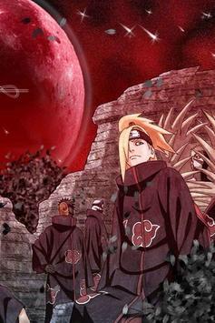 The Incredible Anime Wallpaper for Akatsuki screenshot 2