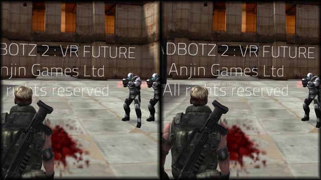 Deadbotz 2 : VR Warfare screenshot 2