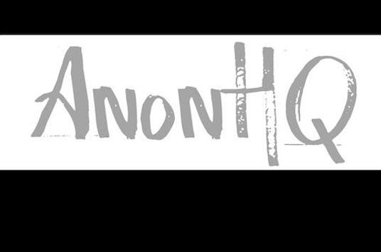 AnonHQ Platform poster
