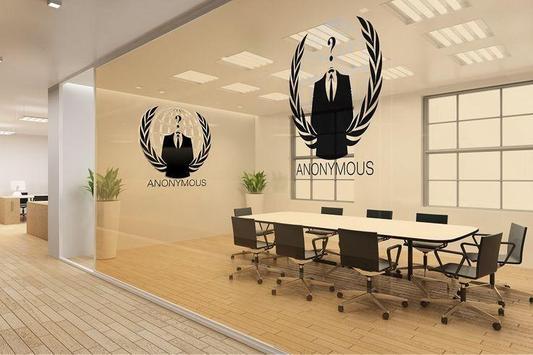 AnonHQ Platform apk screenshot