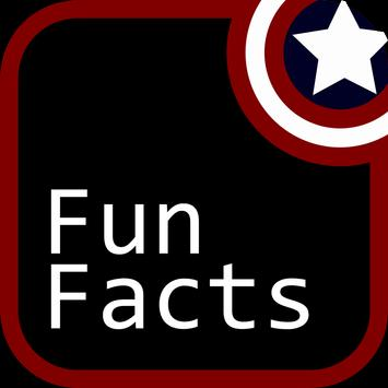 Fun Facts Marvel poster