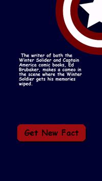 Fun Facts Marvel apk screenshot
