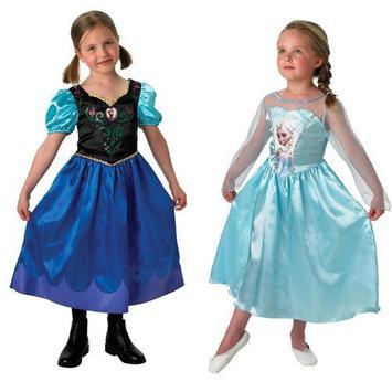 Anna And Elsa Dresses screenshot 1