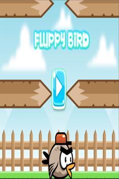 Tap Fluppy Bird poster