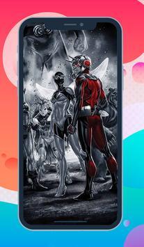 Ant Man Wallpaper 4K 2018 Free apk screenshot