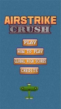 Airstrike Crush poster