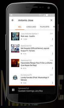 Antonio Jose All Songs apk screenshot