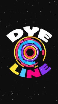 DYE LINE poster